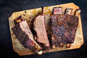 Beef shorties