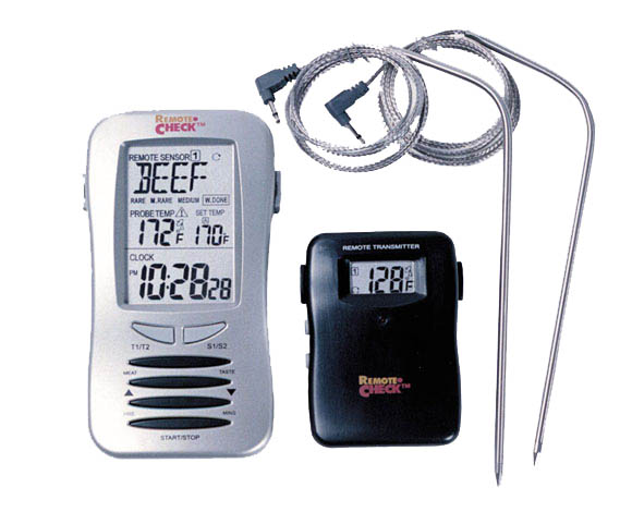 ET-7 Dual Probe Digital thermometer with remote